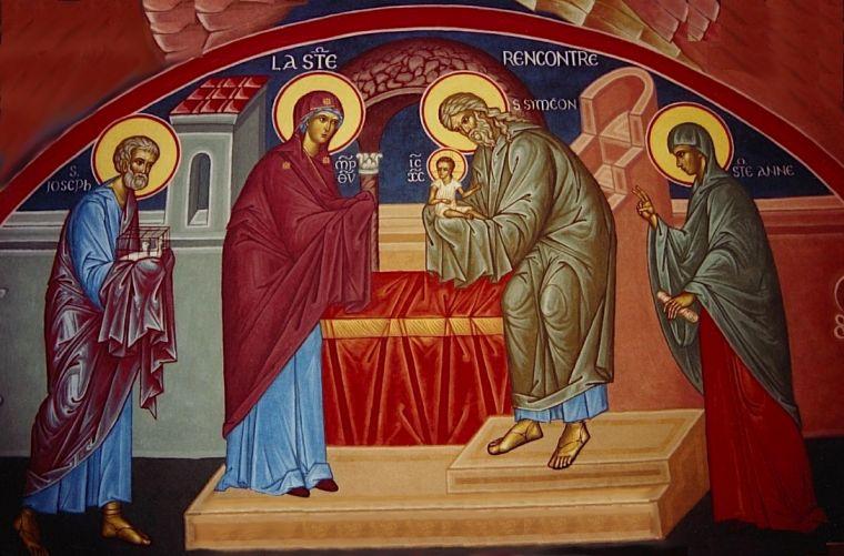 Întâmpinarea Domnului – Ce rugăciune trebuie să rostești în această zi sfântă