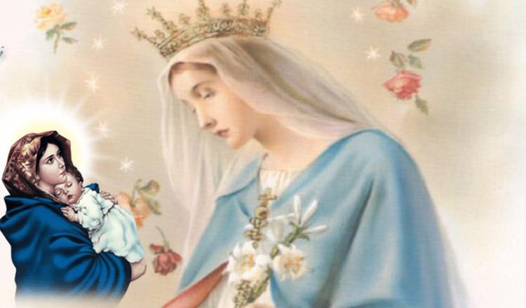Citind această rugăciune veți fi protejați de Maica Domnului