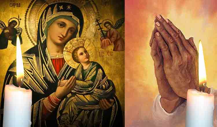 Citește Rugăciunea către Fecioara Maria pentru a primi ajutor imediat!