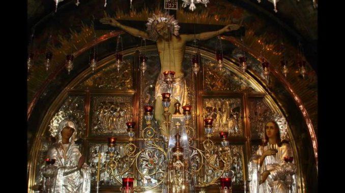 Așa arată astăzi Sfântul Mormânt din Israel, locul sfânt din care s-a vestit Învierea Domnului: