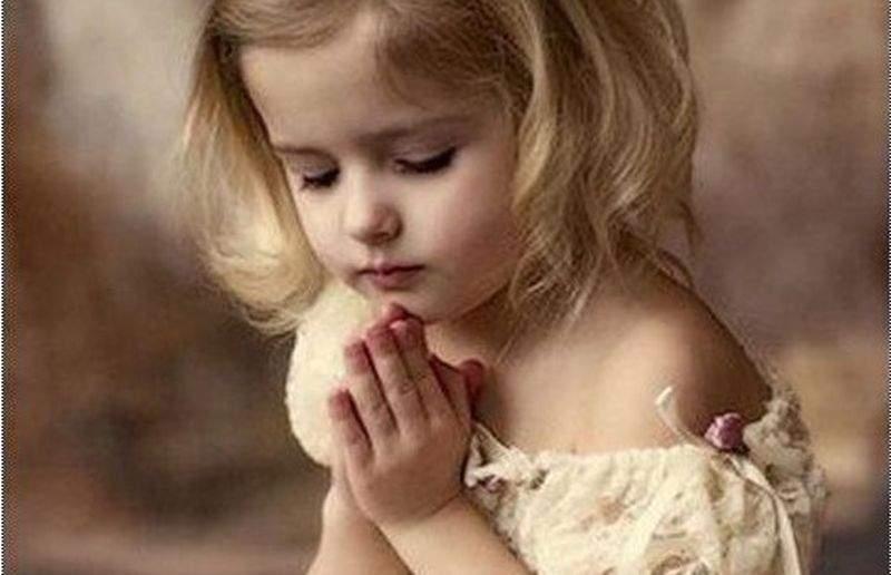 Rugăciuni de seară pentru copii. Rugăciune scurtă și puternică, înainte de culcare