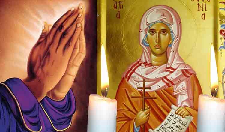 Citește, în fiecare zi de joi, Rugăciunea la Sfânta Eugenia pentru iertarea păcatelor
