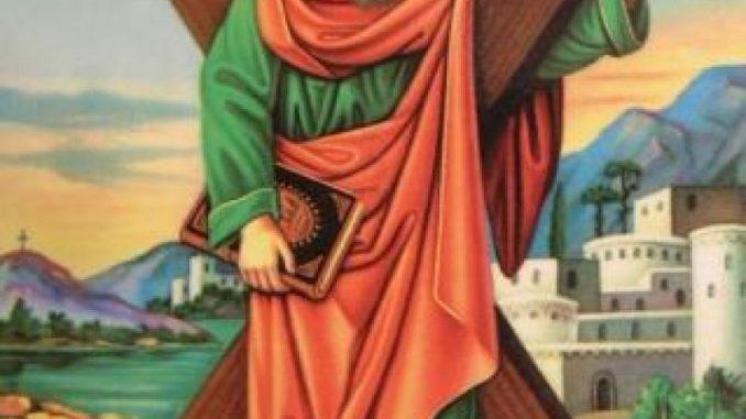 Zi mare în calendar! Sărbătoarea Sfântului Apostol Andrei
