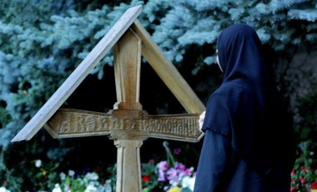 Măicuțele de la Mănăstirea Prislop o rostesc de trei ori la rând în a doua zi a săptămânii
