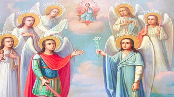 Aceşti îngeri stau înaintea lui Dumnezeu! Au mare putere