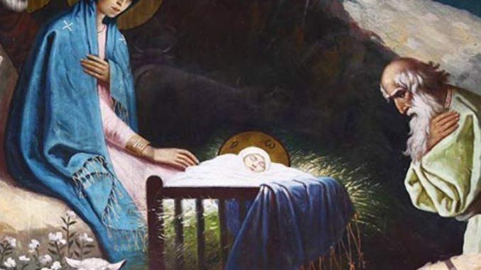 Rugăciunea mare a Crăciunului! Să o spui în tot acest Post Sfânt al Crăciunului, până pe 27 decembrie