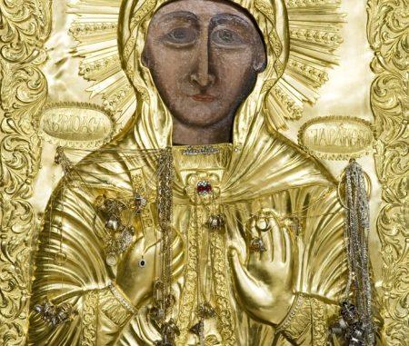 Icoana făcătoare de minuni a Sfintei Parascheva