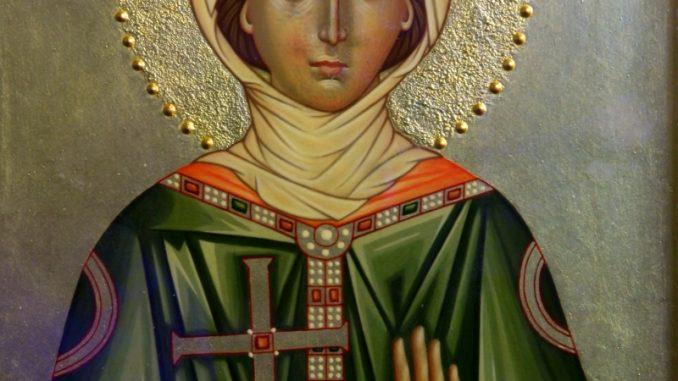 Azi e Sfânta Varvara, cea care-ți dăruiește copii sănătoși și frumoși, te ferește de rele și de toate bolile