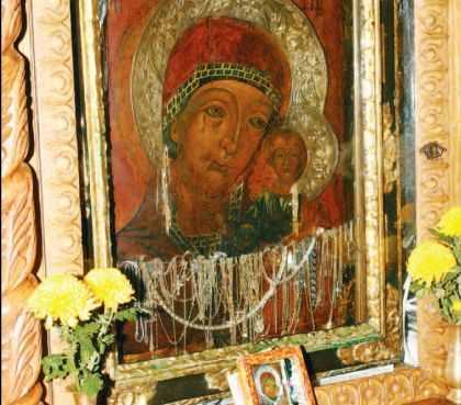 Minunea Icoanei Maicii Domnului de la Ghighiu