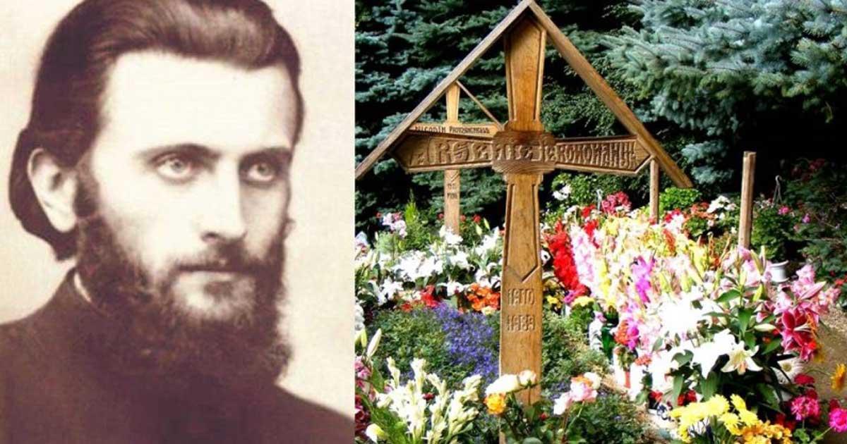 Rugăciunea rostită de Părintele Arsenie Boca aduce pace în suflet și te scapă de rele