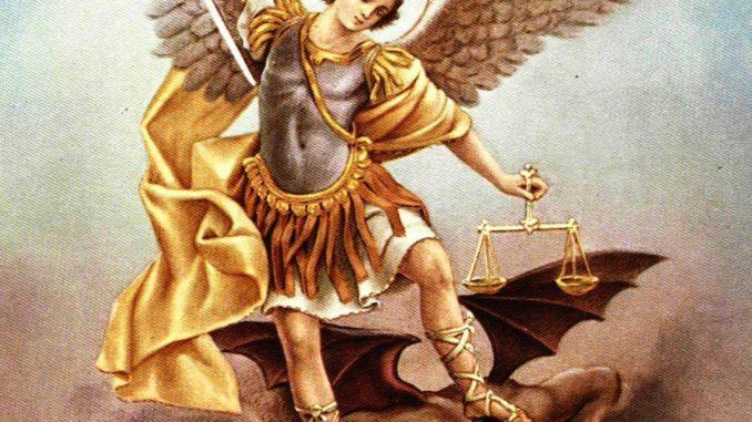 Rugăciune grabnic ajutătoare către Sfântul Arhanghel Mihail