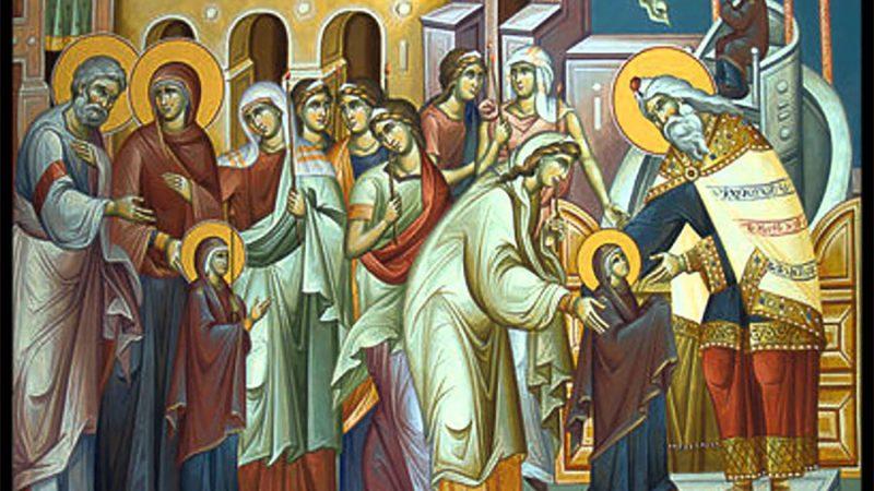 Astăzi prăznuim Intrarea în biserică a Maicii Domnului. Șase lucruri pe care nu trebuie sa le faci în această zi